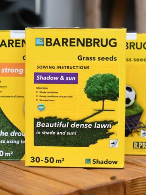 Seme trave